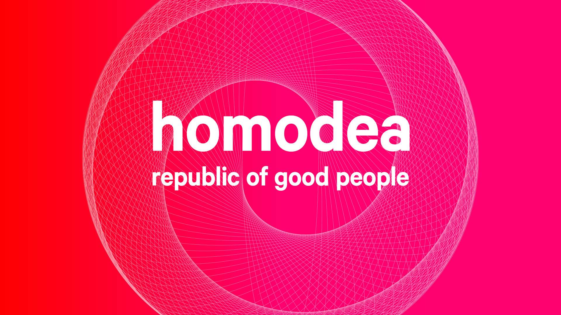 homodea | republic of good people